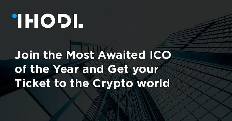 Join the Most Awaited ICO of the Year and Get your Ticket to the Crypto world