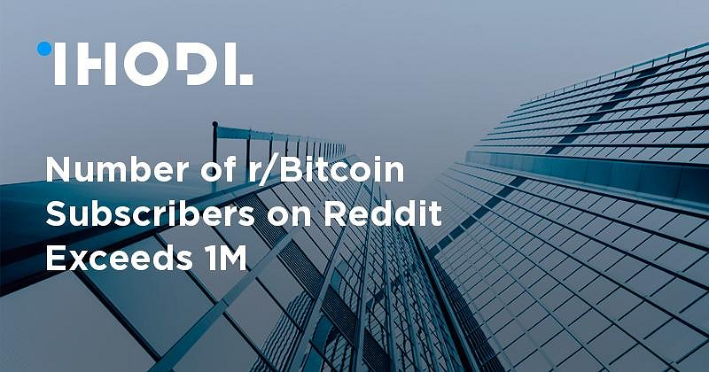 Number of r/Bitcoin Subscribers on Reddit Exceeds 1M ...