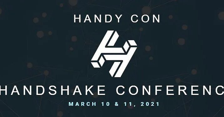 Handycon: World's First Handshake Protocol Conference Launched