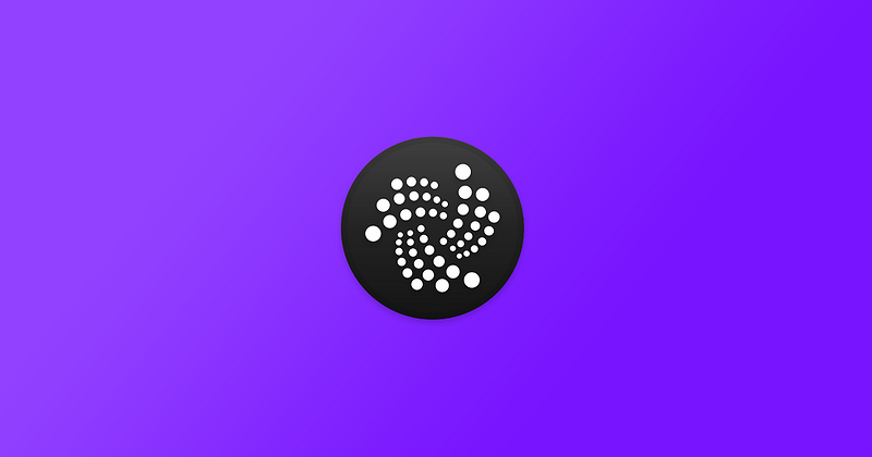Binance Smart Chain Adds Support for Wrapped IOTA Tokens