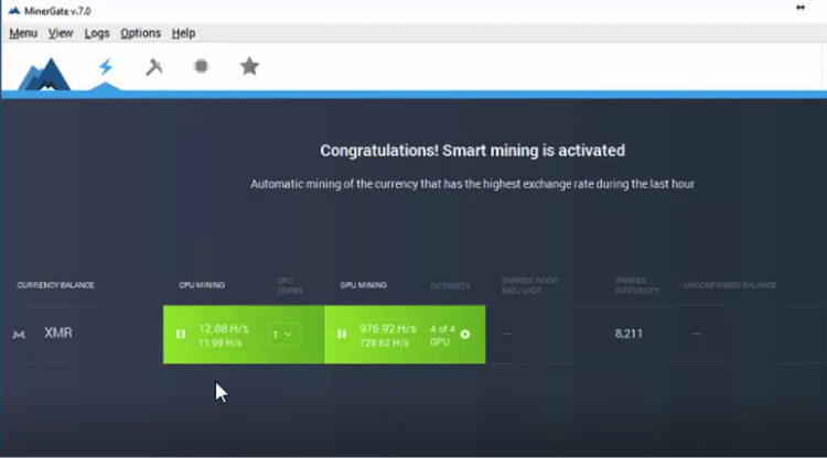 best cryptocurrency mining app